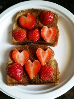 Foodie Friday: Sweet, Healthy Valentine's Treats