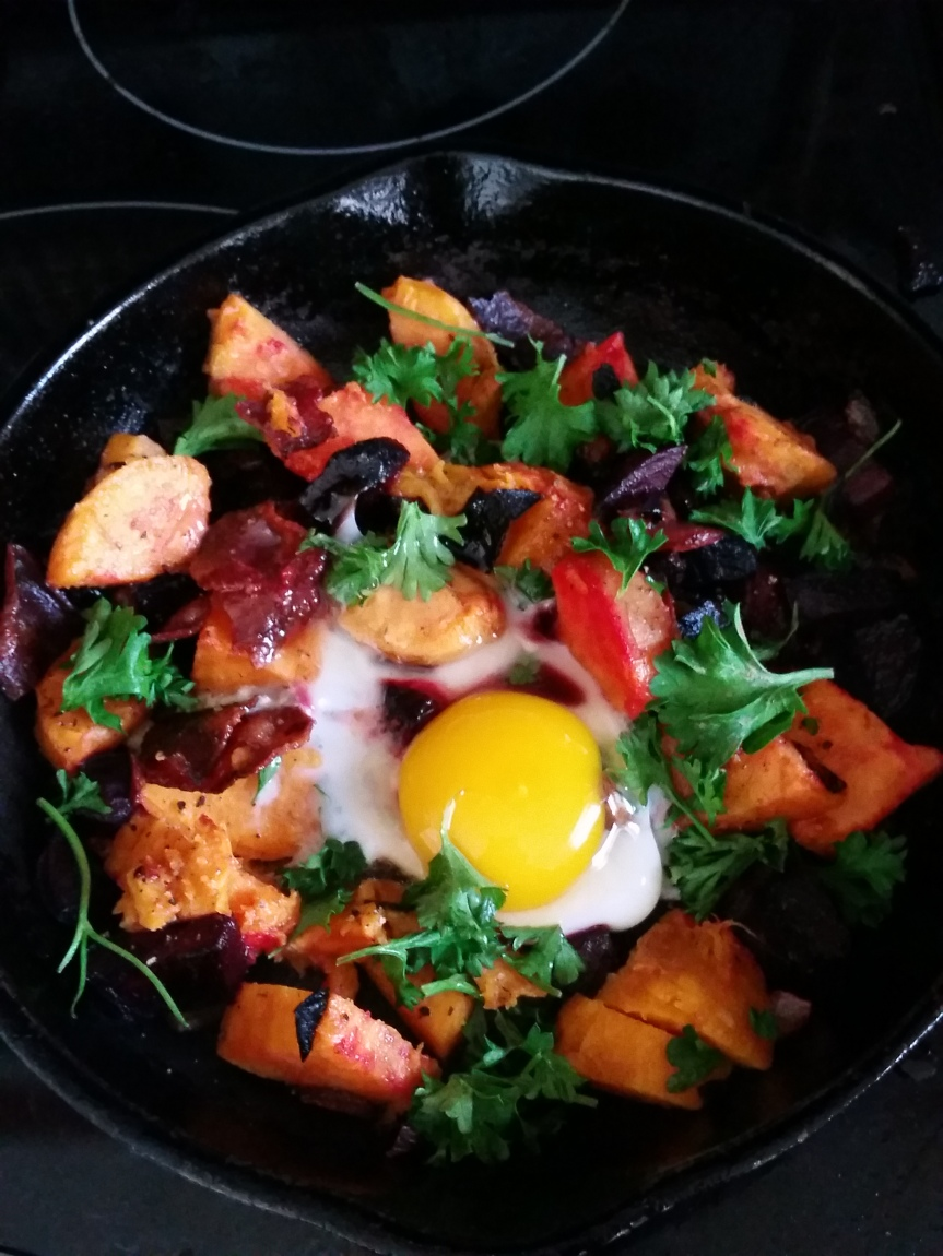 Foodie Friday: 21 Day Fix Red Flannel Hash