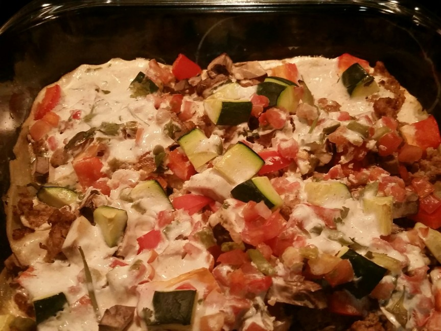 Tex Mex Casserole (21 Day Fix approved)