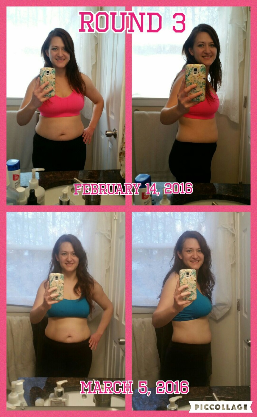 My success with 21 Day Fix: Round 3