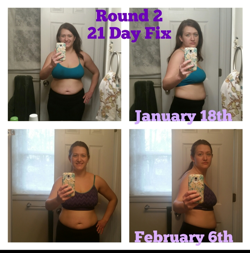 My success with 21 Day Fix: Round 2